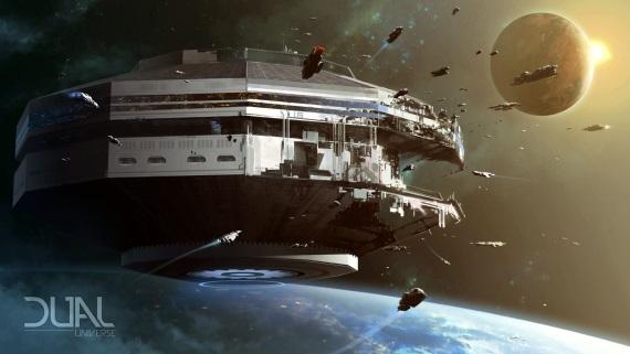 Dual Universe bude obrovský vesmír editovaný hráčmi