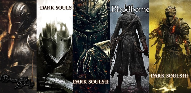 História Souls hier