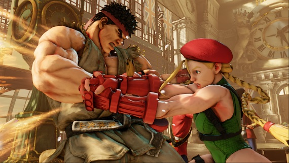 Street Fighter 5 má slušné predaje, Capcom ale dúfal vo väčšie