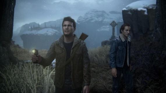Prvých 40 minút z Uncharted 4