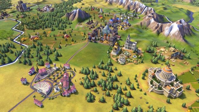 Novinky a zmeny v Sid Meiers Civilization VI