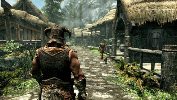 Elder Scrolls Skyrim: Special Edition oficiálne ohlásený