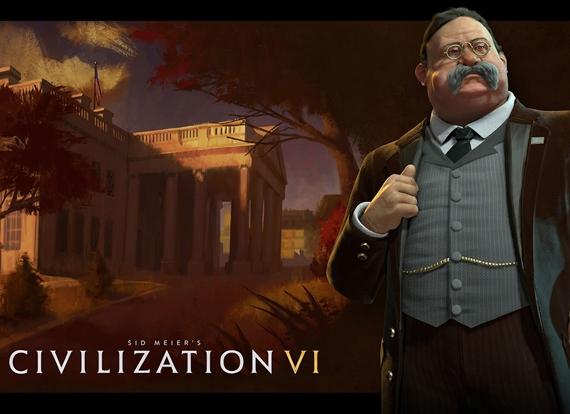 Firaxis vysvetľuje rozširovanie miest a predstavuje Roosevelta v Civilization VI