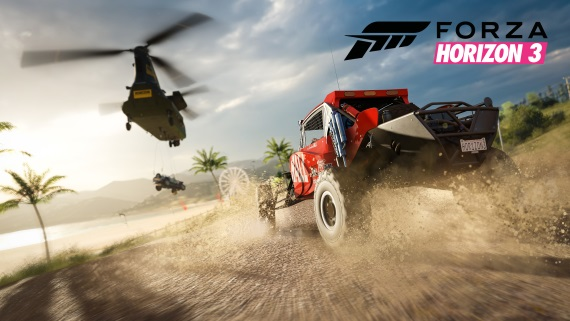 Forza Horizon 3 wallpaper