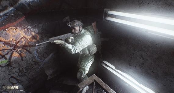 Escape from Tarkov ukazuje lokalitu továrne, alfa-test má dátum