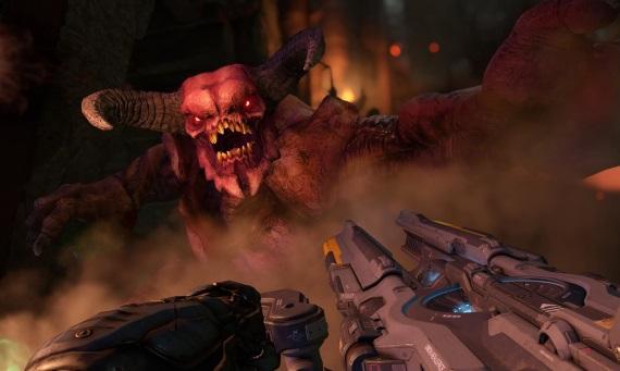 Hráč prešiel Doom na Ultra Nightmare bez vylepšení