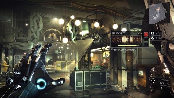 20 minút z Deus Ex: Mankind Divided