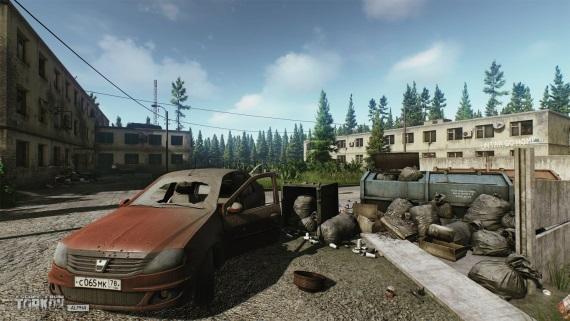 Escape from Tarkov ukazuje zábery z novej lokality