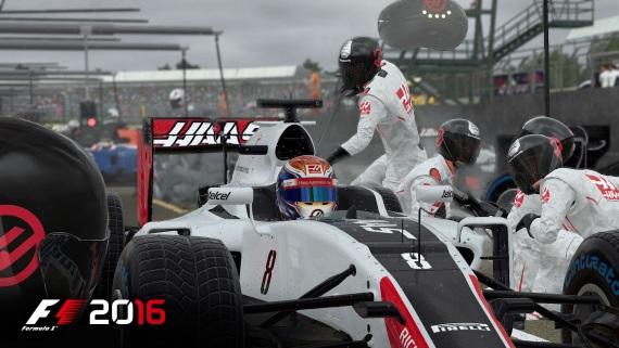F1 2016 ukazuje Silverstone okruh a nový trailer
