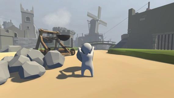 Human Fall Flat prináša sandboxovú fyzikálnu hrateľnosť v milom art štýle