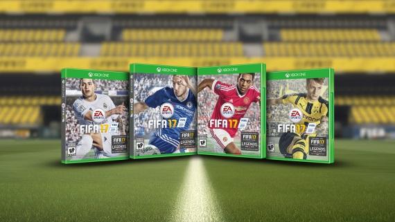 Hlasujte za obal nasledujúceho ročníka FIFA 17