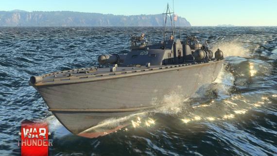 War Thunder predstavuje svoje prvé plavidlá!