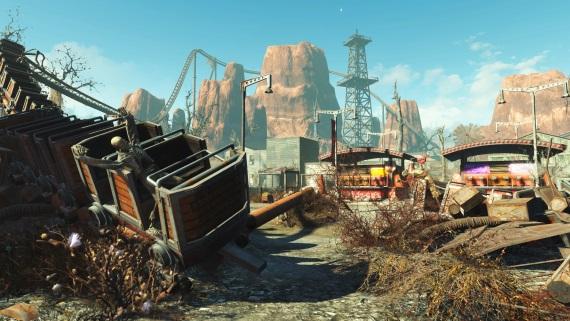 Fallout 4 Nuka World DLC sa predstavuje