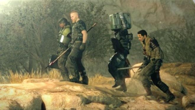 Konami ohlásilo kooperačný zombie titul Metal Gear Survive, rozšíria ním svet MGS V
