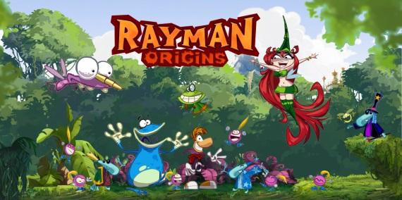 Ubisoft rozdáva Rayman Origins zadarmo