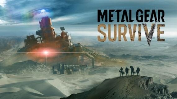 Metal Gear Survive ukázal ďalšie obrázky