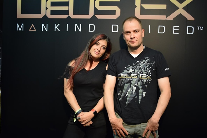 Gamescom 2016 interview: Eidos o Deux Ex: Mankind Divided