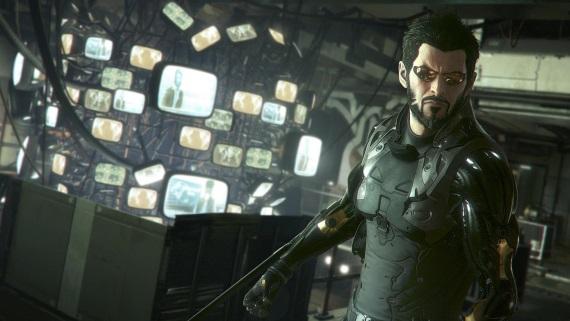 Deus Ex Mankind Divided dostáva recenzie