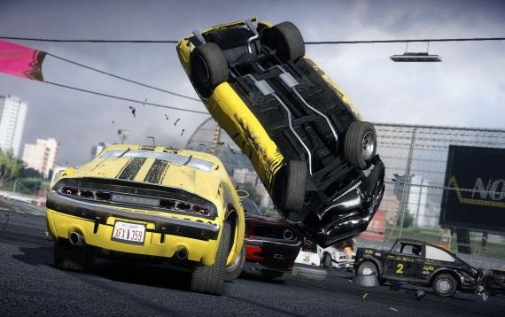 Wreckfest príde aj na konzoly v roku 2017, doplní ho titul Stuntfest