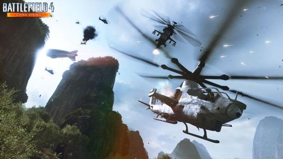 China Rising DLC pre Battlefield 4  je zadarmo