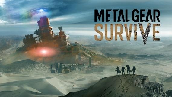 Metal Gear Survive ukazuje svoj gameplay
