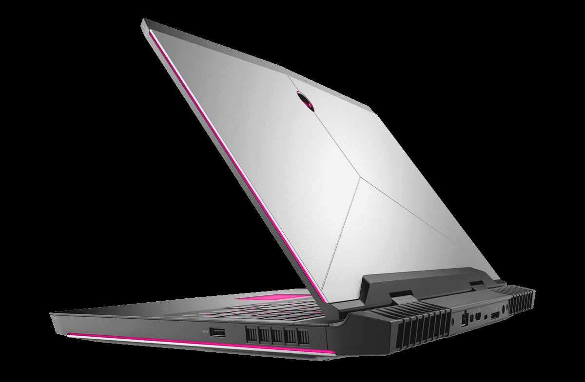 Nové Alienware notebooky dostanú GTX10 grafiky a aj Tobii