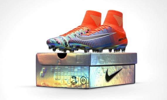 Nový ročník FIFA budú sprevádzať rozpixelované kopačky od Nike