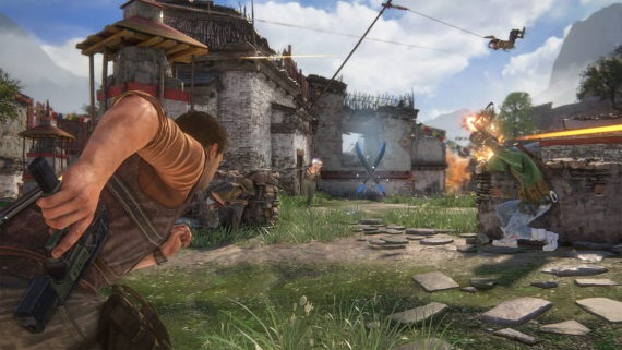 Uncharted 4 dostáva nové DLC The Bounty Hunters, je zadarmo
