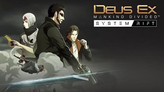 Deus Ex: Mankind Divided dostalo prvé príbehové DLC