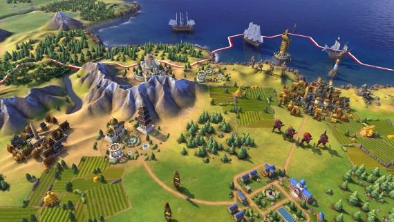 Civilization VI predstavuje svoje požiadavky na PC