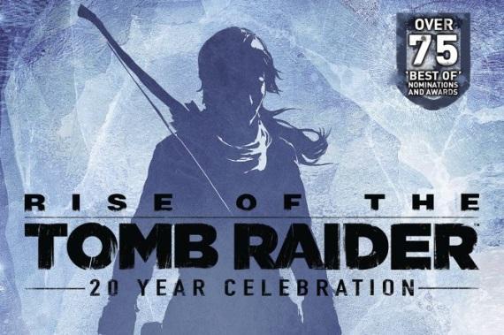 Niekoľko detailov o Rise of the Tomb Raider: 20 Year Celebration edícii