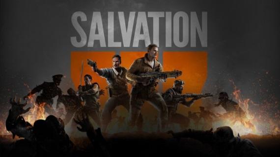 Call Of Duty: Black Ops III Salvation DLC je už dostupné na PS4