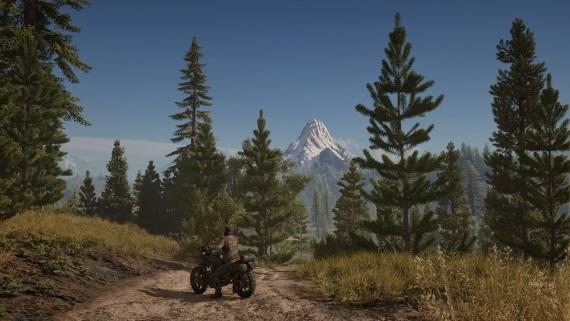 Prvé porovnanie záberov PS4 a PS4 Pro verzie hry Days Gone