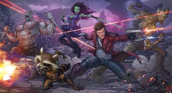 Unikol dátum vydania Guardians of the Galaxy od Telltale