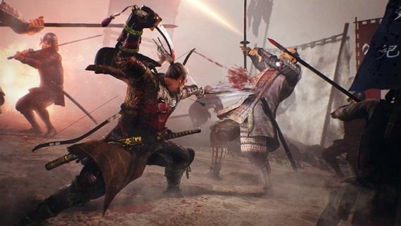 NiOh ukazuje postavy, bossov a bitku o Sekigahara