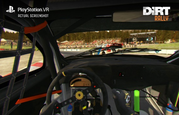 DiRT Rally bude mať podporu PS VR a pridá spolujazdca