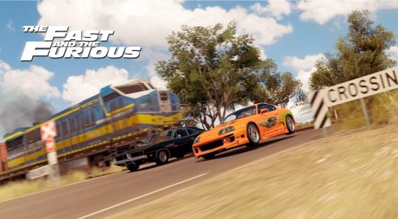 Pocta filmovým autám z Forza Horizon 3