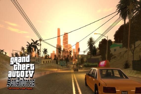 GTA IV: San Andreas mod je už v beta 3 štádiu