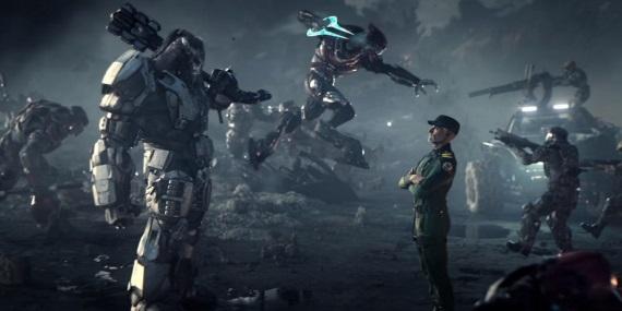 Ako vyzerá zážitok zo skutočného veliteľského mostíka pre Halo Wars 2?
