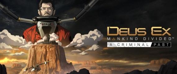 Deus Ex: Mankind Divided odhaľuje druhé DLC s názvom A Criminal Past