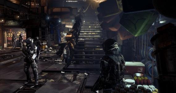 Deus Ex: Mankind Divided – VR Experience a Deus Ex: Breach sú dostupné zdarma na Steame