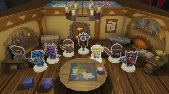 Rezrog bude pozoruhodná roguelike RPG so vzhľadom stolovej hry