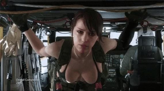 Kojima dá ženám vo svojich hrách veľké prsia len vtedy, ak to bude mať hlbší zmysel