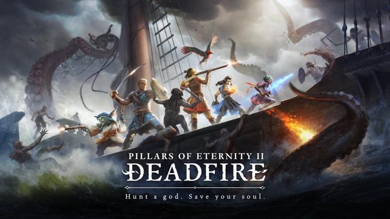 Pillars of Eternity II: Deadfire ohlásené, je na Figu