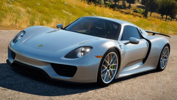 Do Forzy Horizon 3 prídu aj Porsche autá, ukazuje to leak