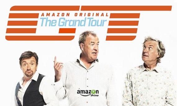Moderátori The Grand Tour si zahrali Forzu Horizon 3