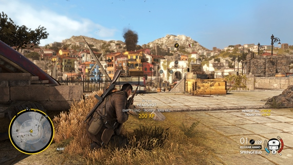 Sniper Elite 4 dostáva recenzie
