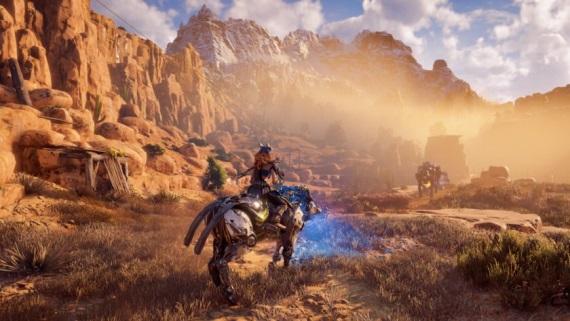 Podľa Sony je Aloy z Horizon: Zero Dawn PlayStation ikonou budúcnosti