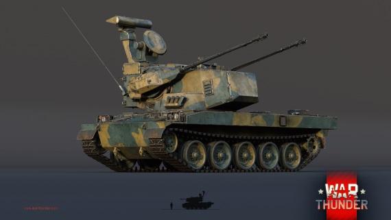 War Thunder sa čoskoro dočká ďalšej nádielky japonských tankov