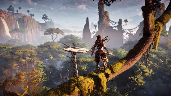 Tvorcovia približujú lov, prostredie a hlavnú postavu s novými videami v Horizon: Zero Dawn